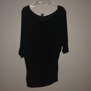 Flowy Black Shirt